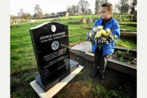 George Harrison – Grave Dedication