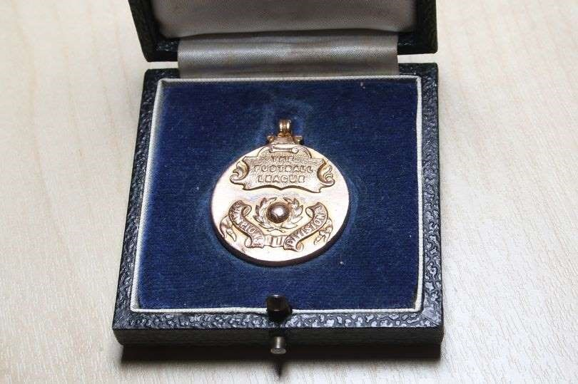 Dixie Dean's most cherished medal comes home – David Prentice