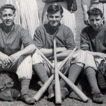 Searching For The Blues Baseballers – Dave Prentice