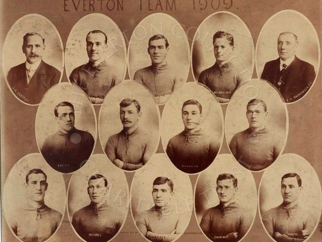 Everton FC's 1909 pre-season tour of South America, Edwardian style