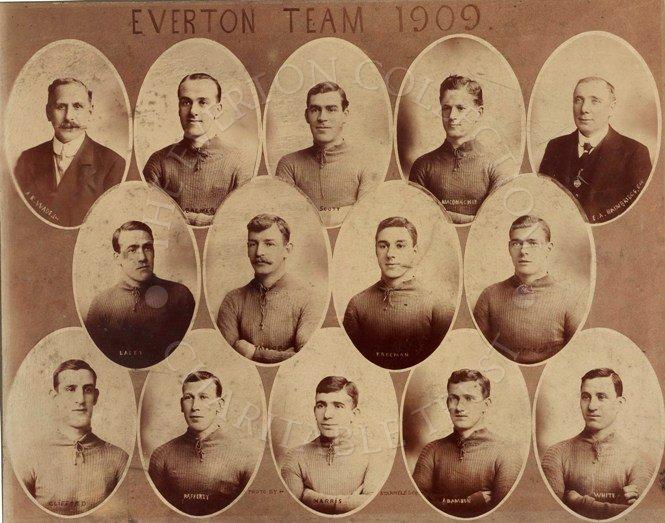 Everton FC's 1909 pre-season tour of South America, Edwardian style