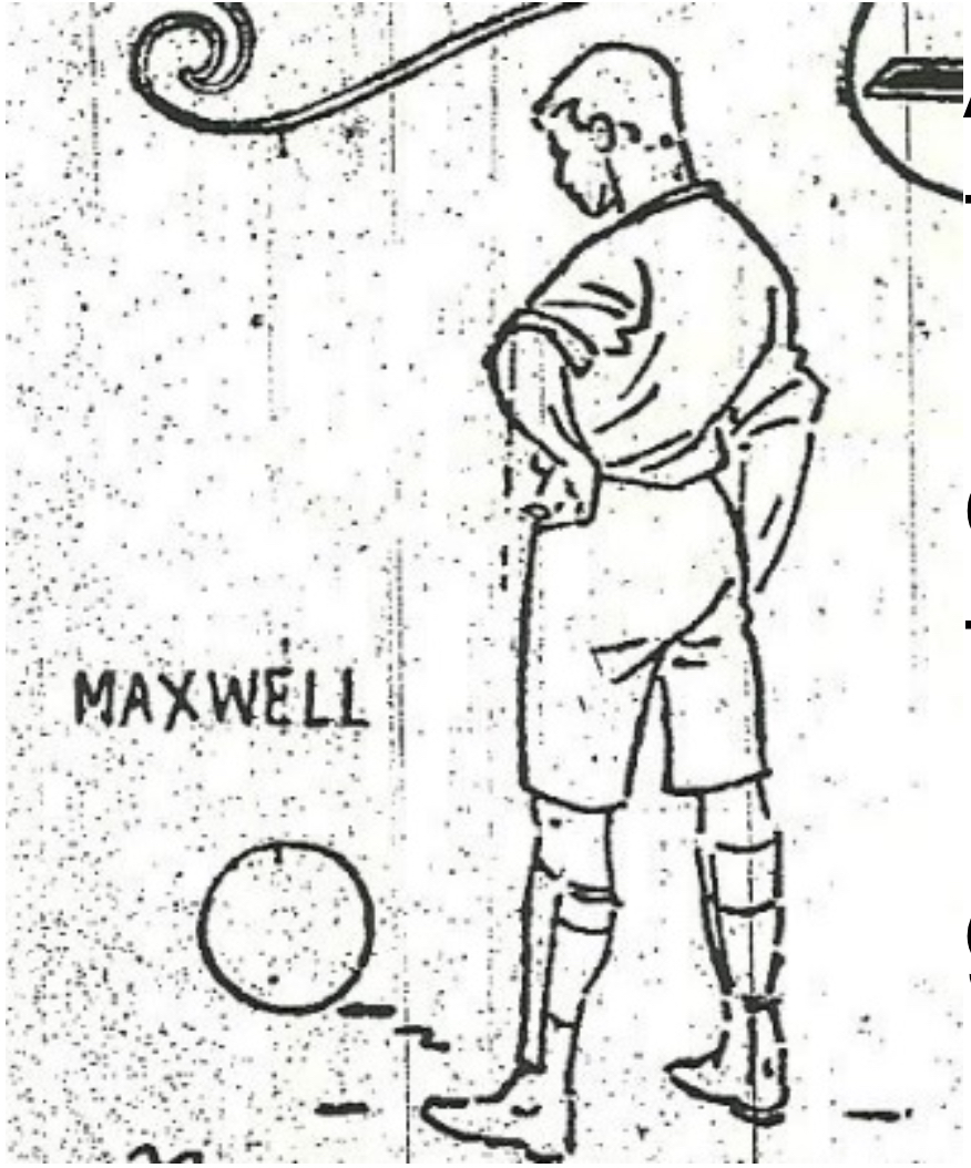 The Allan Maxwell Story. By Tony Onslow
