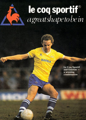 Le Coq Sportif: Spectacular in Action – Sensational in Style – Rob Sawyer