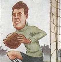 Benjamin Howard-Baker: Goalkeeper, Olympian, Corinthian – Rob Sawyer