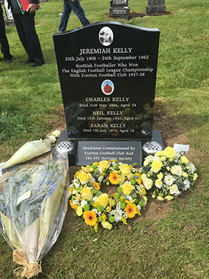 Car-Shares and Cemeteries: A Tribute to Jeremiah Kelly, EFC 1927-28