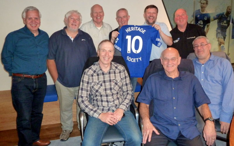 EFC Heritage Society Celebrates its Tenth Anniversary